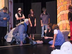 2. Platz: Brennpunkt-Theater e.V.