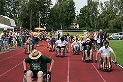2. Platz: Deutsche Pfadfinderschaft St. Georg (DPSG) Bezirk Hohenstaufen - Projekt Rollen für Bewegung