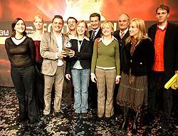 """1. Platz: Verein """"Studenteninitiative für Kinder"""""""
