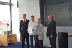 3. Platz: Fit fürs Leben für Förderschüler