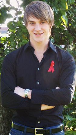 2. Platz: Mörike gegen Aids