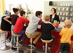 Kinderprojekt Siebenstein der Nehemia Initiative Karlsruhe e.V