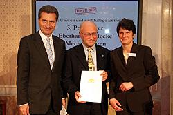 3. Platz: Eberhard Luedecke