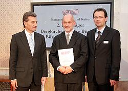2. Platz: Bergkirchenvereine Büsingen