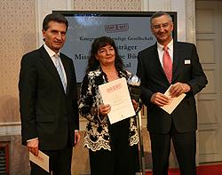 1. Platz: Missionsgruppe Büchenau