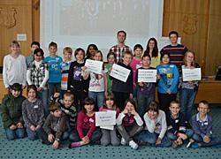 Grundschulprojekt des Jugendgemeinderates Hockenheim