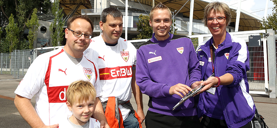 VfB Volunteers