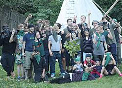 Jongomero Natur- und Wildniscamps Friedrichshafen