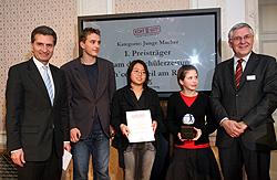 1. Platz: Team der Schülerzeitung Sch'cool