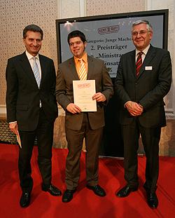 """2. Platz: Aktion """"Ministranten im 72-Stunden-Einsatz"""""""