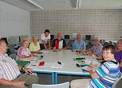 Senioren AG - Schüler unterrichten Senioren