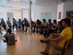 2. Platz: Initiative Eine Welt e.V. - Globales Klassenzimmer
