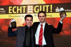 1. Platz: Schulgestaltung Gymnasium Neckartenzlingen