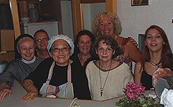 3. Platz: Ehrenamtsgruppe des Prostituiertencafés