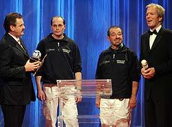 1. Platz: Notfallteam Gschwend