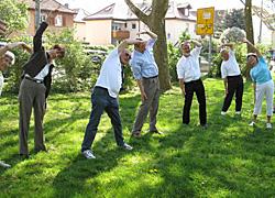 Bewegungstreffs für ältere Menschen Esslingen